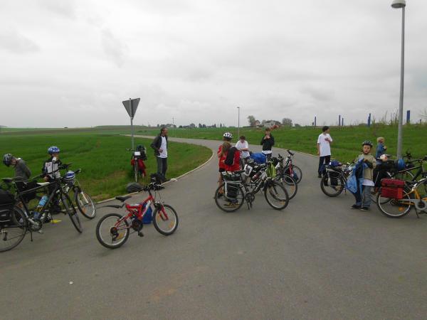 Jungschar Radtour
